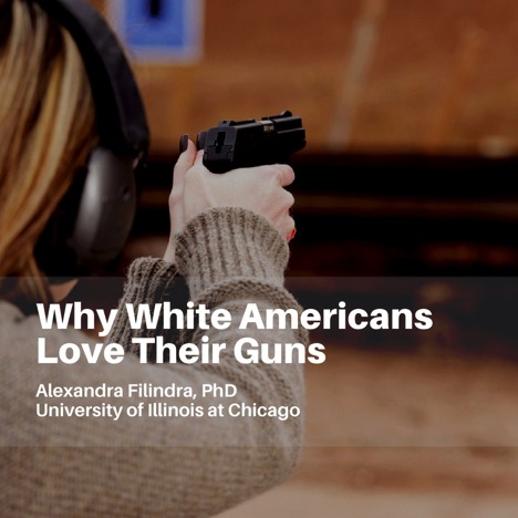 MPSA Blog - Why White Americans Love Their Guns