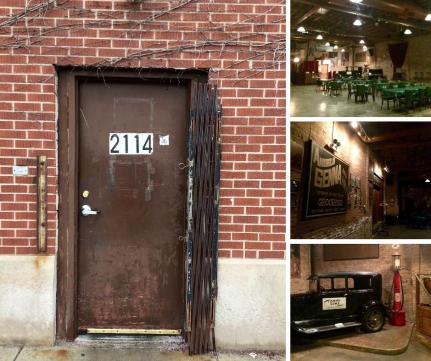 Tommy Gun's Garage