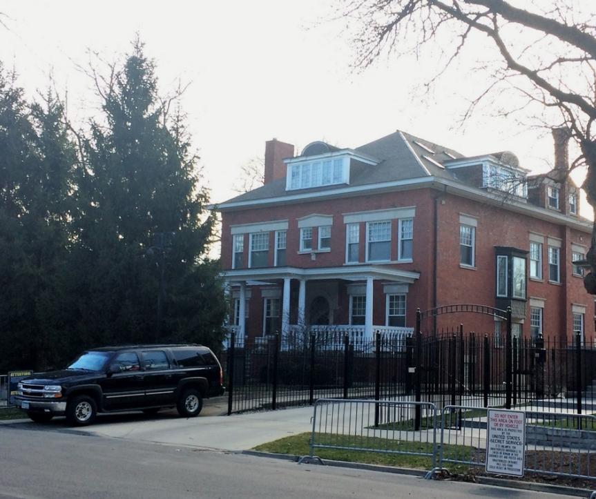 President Barack Obama's Home