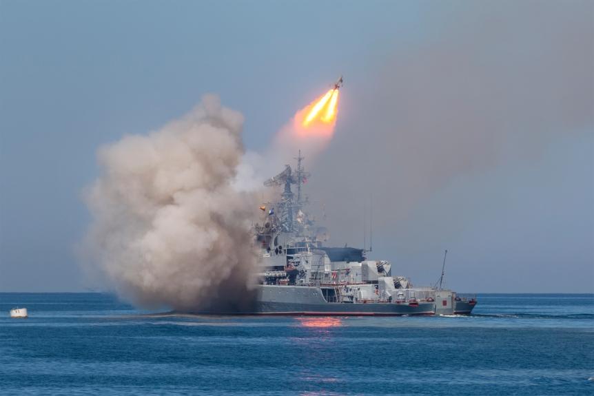 MPSA blog - Humanitarian Missile Attack?
