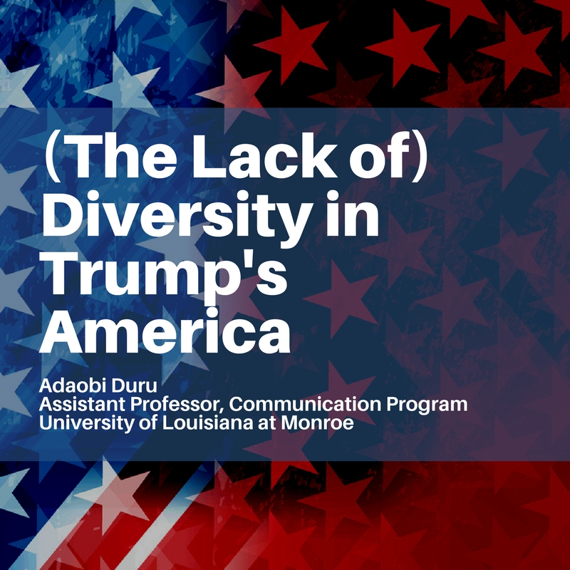 (The Lack of) Diversity in Trump's America